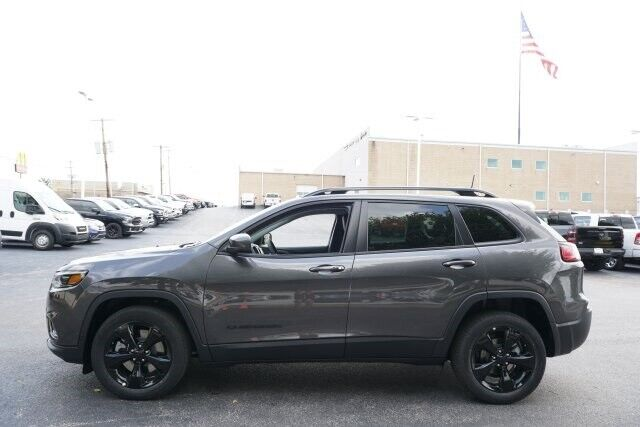 Image 6 Voiture American used Jeep Cherokee 2020