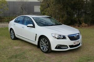 2015 Holden Calais VF II MY16 V White 6 Speed Sports Automatic Sedan Ormeau Gold Coast North Preview