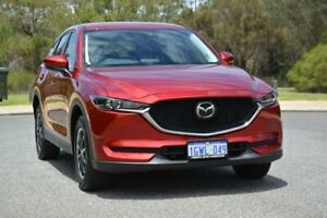 2019 Mazda CX-5 KF2W76 Maxx SKYACTIV-MT FWD Red 6 Speed Manual Wagon Cannington Canning Area Preview