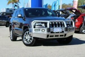 2014 Jeep Grand Cherokee WK MY2014 Limited Grey 8 Speed Sports Automatic Wagon Greenfields Mandurah Area Preview