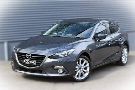 2014 Mazda 3 BM5436 Grey 6 Speed Manual Hatchback Berwick Casey Area Preview