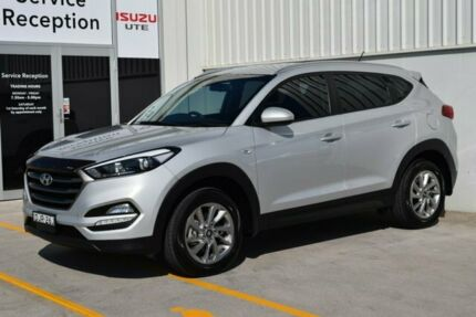 2016 Hyundai Tucson TL Active 2WD Silver 6 Speed Sports Automatic Wagon Rutherford Maitland Area Preview
