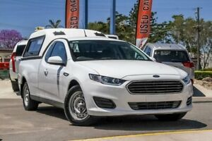 2015 Ford Falcon FG X Super Cab White 6 Speed Sports Automatic Cab Chassis Aspley Brisbane North East Preview