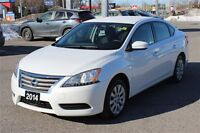 2014 Nissan LIKE NEW CONDITION *LOW MILEAGE* 1.8 SL