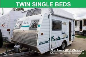 CU891 Viscount Grand Tourer - Light Weight Pop Top Penrith Penrith Area Preview