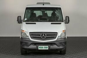 2017 Mercedes-Benz Sprinter NCV3 313CDI Low Roof MWB 7G-Tronic Transfer White 7 Speed Acacia Ridge Brisbane South West Preview