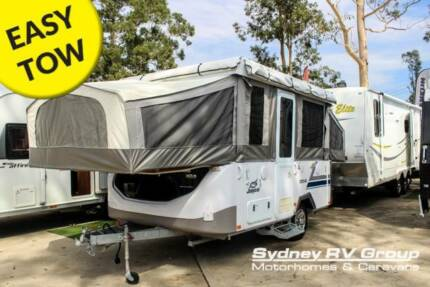 CU1128 JAYCO DOVE PERFECT FAMILY CAMPER TRAILER, GREAT CONDITION!
