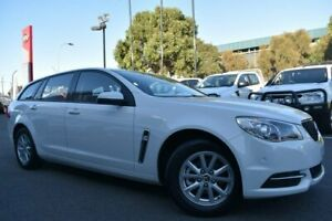 2016 Holden Commodore VF II MY16 Evoke Sportwagon White 6 Speed Sports Automatic Wagon Mill Park Whittlesea Area Preview