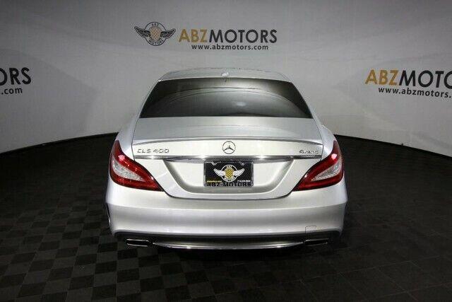 Image 9 Voiture Européenne d'occasion Mercedes-Benz CLS-Class 2016