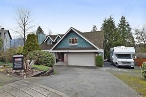 4 Bedroom House (Top 2 Floors) for rent in Central Coquitlam