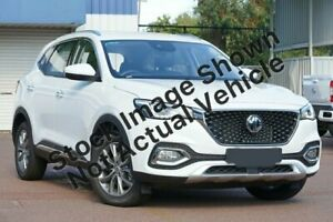 2020 MG HS SAS23 MY20 Vibe DCT FWD York White 7 Speed Sports Automatic Dual Clutch Wagon Port Macquarie Port Macquarie City Preview