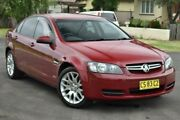 2010 Holden Commodore VE MY10 International Red 6 Speed Automatic Sedan Granville Parramatta Area Preview