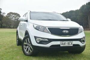 2014 Kia Sportage SL MY14 Si 2WD White 6 Speed Sports Automatic Wagon St Marys Mitcham Area Preview