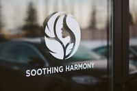 Chair rental at Soothing Harmony Spa & Salon
