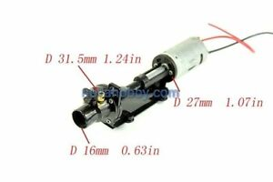 NQD 757-6024 RC Boat Turbo JET Part with Motor propeller NEW