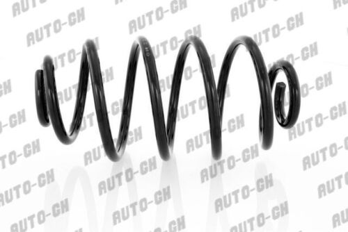 2 REAR COIL SPRINGS FOR OPEL ASTRA H 2004-2009