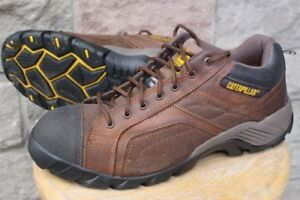 Men's Safety shoes CAT Caterpillar size US 12 Wide or UK 11 Comp