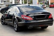 2013 Mercedes-Benz CLS350 CDI C218 MY13.5 Coupe 7G-Tronic + Black 7 Speed Sports Automatic Sedan Gosford Gosford Area Preview