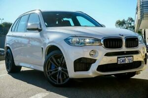 2016 BMW X5 M F85 Steptronic White Sports Automatic Wagon Wangara Wanneroo Area Preview