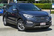 2015 Hyundai Santa Fe DM2 MY15 Elite Blue 6 Speed Sports Automatic Wagon Southport Gold Coast City Preview