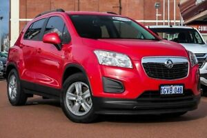 2015 Holden Trax TJ MY16 LS Red 6 Speed Automatic Wagon Fremantle Fremantle Area Preview