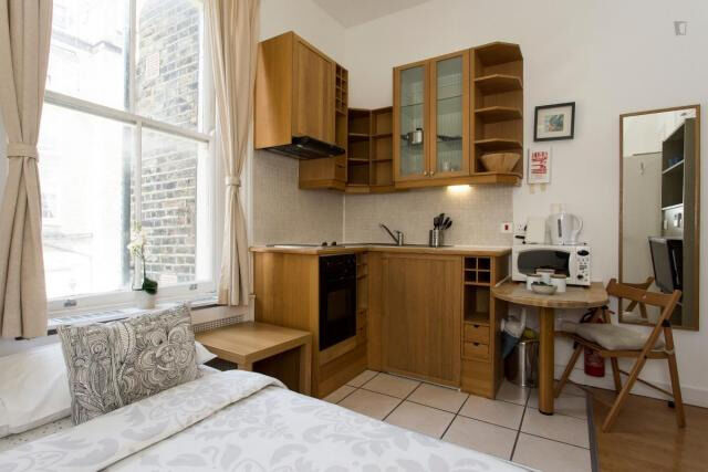 ***Pimlico*** – Modern Studio Apartment in Central London *