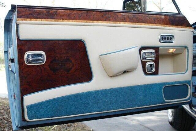 Image 18 Coche Americano usado Rolls-Royce Corniche 1991