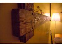 LARGE MIRROR - Handmade solid wood mirror