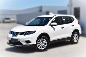 2016 Nissan X-Trail T32 ST X-tronic 2WD White 7 Speed Constant Variable Wagon Pakenham Cardinia Area Preview