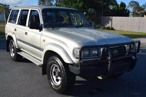 1995 Toyota LandCruiser Wagon Ormeau Gold Coast North Preview
