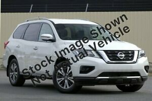 2018 Nissan Pathfinder R52 Series II MY17 ST X-tronic 4WD Silver 1 Speed Constant Variable Wagon Hoppers Crossing Wyndham Area Preview
