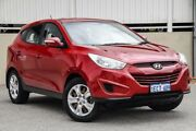 2013 Hyundai ix35 LM MY13 Active (FWD) Red 6 Speed Automatic Wagon Cannington Canning Area Preview