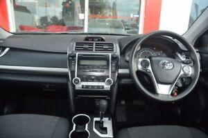 2013 Toyota Camry ASV50R Altise Silver Pearl 6 Speed Sports Automatic Sedan