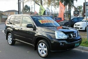 2010 Nissan X-Trail T31 MY11 ST-L (4x4) Black 6 Speed CVT Auto Sequential Wagon Klemzig Port Adelaide Area Preview
