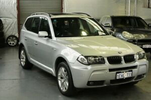 2006 BMW X3 E83 MY07 Steptronic Titan Silver 6 Speed Sports Automatic Wagon Myaree Melville Area Preview