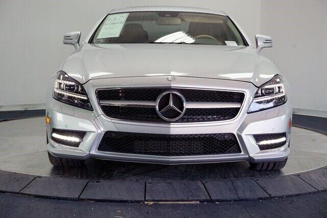 Image 8 Voiture Européenne d'occasion Mercedes-Benz CLS-Class 2014