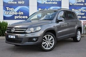 2012 Volkswagen Tiguan 5N MY12.5 132TSI 4MOTION Pacific Grey 6 Speed Manual Wagon Epping Whittlesea Area Preview