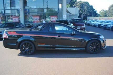 2015 Holden Ute VF MY15 Black 6 Speed Manual Utility Alfred Cove Melville Area Preview