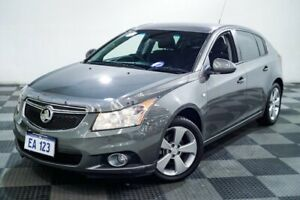 2013 Holden Cruze JH Series II MY13 CD Grey 5 Speed Manual Hatchback Edgewater Joondalup Area Preview