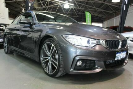 2016 BMW 428i F32 MY15 Sport Line Grey 8 Speed Automatic Coupe Victoria Park Victoria Park Area Preview