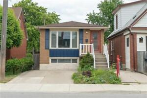 Fully Renovated  Bungalow! Finished W/O Basement With Kitchen!