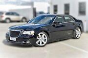 2012 Chrysler 300 LX MY13 SRT-8 Black 5 Speed Sports Automatic Sedan Pakenham Cardinia Area Preview