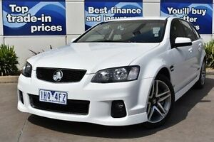 2011 Holden Commodore VE II SS Sportwagon White 6 Speed Sports Automatic Wagon Epping Whittlesea Area Preview