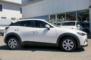 2017 Mazda CX-3 DK2W7A Neo SKYACTIV-Drive White 6 Speed Sports Automatic Wagon Myaree Melville Area Preview