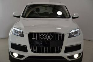 2012 Audi Q7 MY13 TDI Tiptronic Quattro White 8 Speed Sports Automatic Wagon Mansfield Brisbane South East Preview