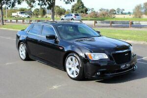 2014 Chrysler 300 MY12 SRT8 Black 5 Speed Automatic Sedan Werribee Wyndham Area Preview