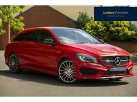 2015 Mercedes-Benz CLA Cla 250 Engineered By Amg 4Matic 5Dr Tip Auto Estate Petr