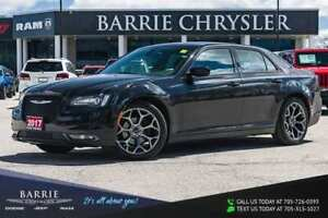 2017 Chrysler 300 S S MODEL | BACK UP CAMERA | BLUETOOTH | REMOT