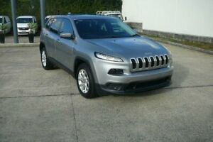 2015 Jeep Cherokee KL MY15 Sport (4x2) Grey 9 Speed Automatic Wagon Rothwell Redcliffe Area Preview