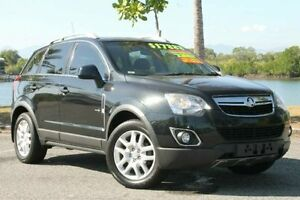 2012 Holden Captiva CG Series II 5 AWD Black 6 Speed Sports Automatic Wagon Bungalow Cairns City Preview